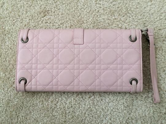 Dior powder pink Clutch