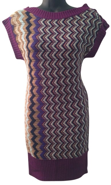 Rachelle short dress Multi-colored on Tradesy