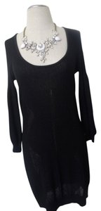 Arden B. short dress Black Sweater on Tradesy