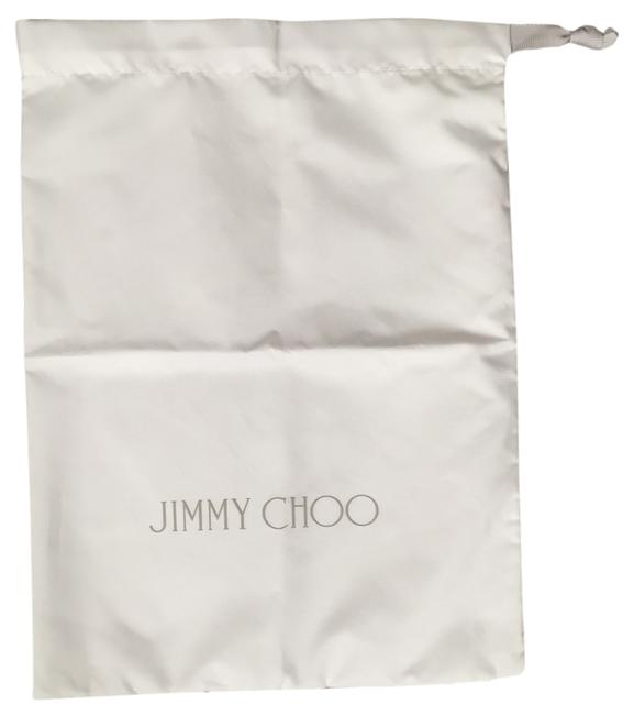 Item - White Dust Bag For A Pair Of Shoes.