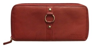 Kenneth Cole Reaction Kenneth Cole Reaction Red Leather Wallet