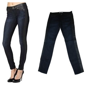 Rich & Skinny And Size 26 Innerspace Dark Wash Sale Skinny Jeans-Dark Rinse