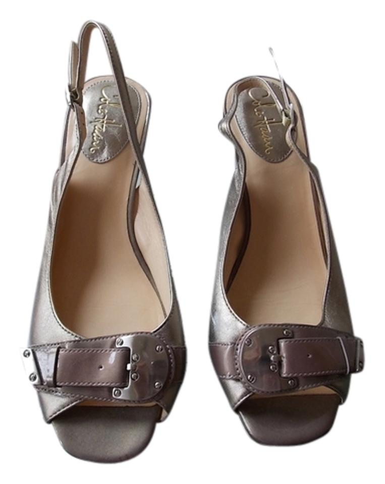 Cole Haan Champagne Sandals Fancy Size 75 90 Off