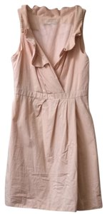 J.Crew short dress Light Pink/blush on Tradesy