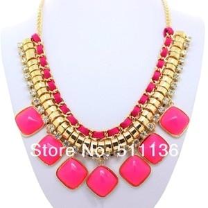 0 Degrees Pink Necklace