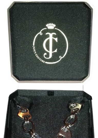 Juicy Couture Charm Heart Necklace