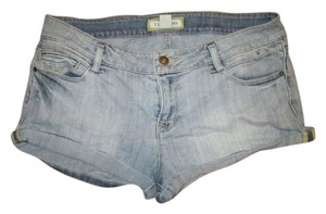 Forever 21 21 F21 H81 Heritage 81 Vintage Vintage Washed Summer Summertime Spring Rollupshorts Roll Up Shorts Denim Shorts