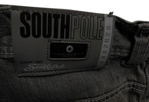 South Pole Collection Pockets Bermuda Shorts Gray