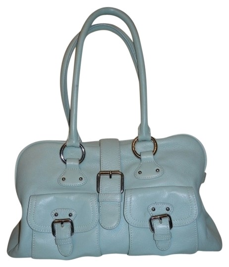 Preload https://img-static.tradesy.com/item/871080/the-limited-pebbled-mint-green-leather-satchel-0-0-540-540.jpg