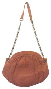Topshop Leather Shoulder Bag