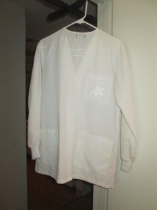 Angelica Lab jacket