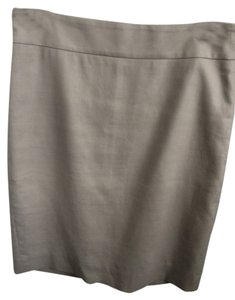 J.Crew Pencil Office Tan Professsional Skirt beige