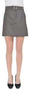Maison Martin Margiela Mini Skirt Gray