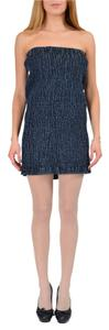 Maison Martin Margiela short dress blue on Tradesy