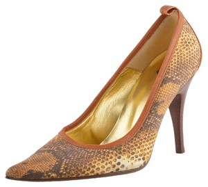 Just Cavalli Brown / Beige Pumps