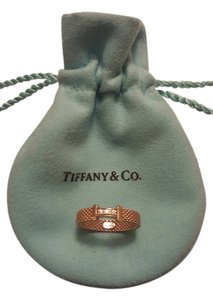 Tiffany & Co. Tiffany's Somerset Ring in Rose Gold