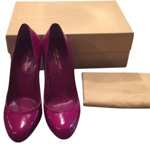 Sergio Rossi Pink; purple Pumps