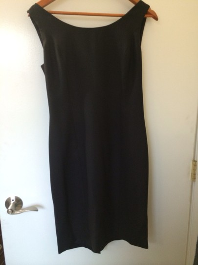 Maggy London Black Bridesmaid/Mob Dress Size 10 (M)