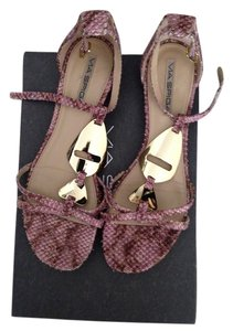 Via Spiga Purple multi Flats
