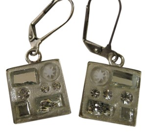 Other Sterling Silver Mosaic Earrings