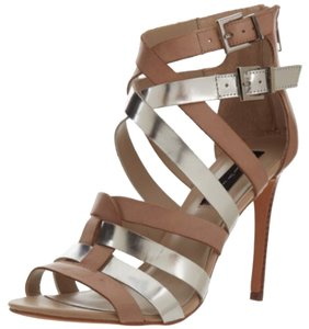 Steve Madden Cream/silver Formal
