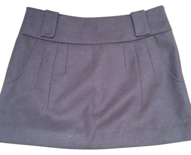 United Colors of Benetton Mini Skirt Chocolate Brown