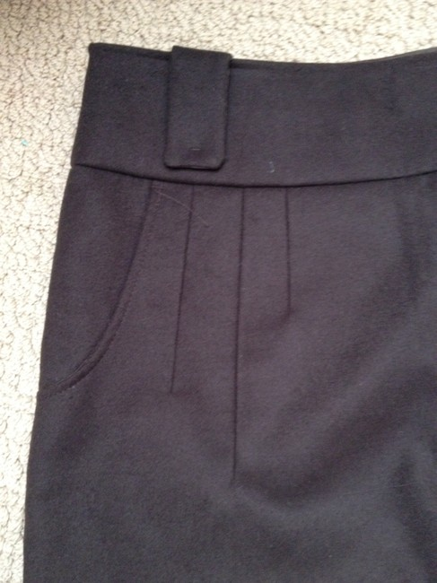 United Colors of Benetton Mini Skirt Chocolate Brown Image 1