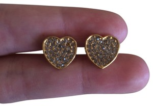 Marc by Marc Jacobs Marc Jacobs Heart Earrings