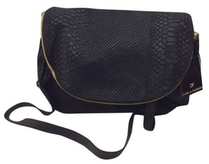 Carla Ferreri Leather Shoulder Bag