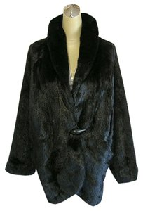 RANCHED MINK FUR Ranch Fur Coat