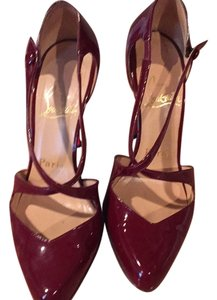 Christian Louboutin Cranberry (red 6247) Pumps