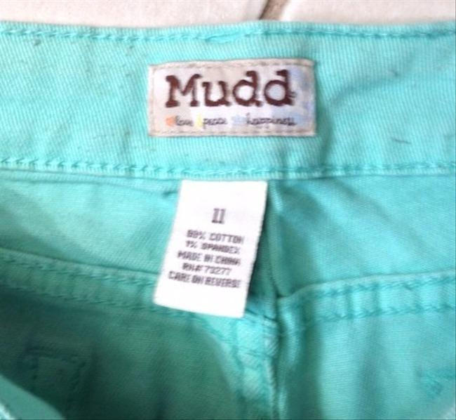 Mudd Shorts Mint Green