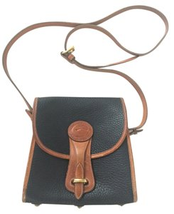 Dooney & Bourke Vintage Essex Leather Cross Body Bag