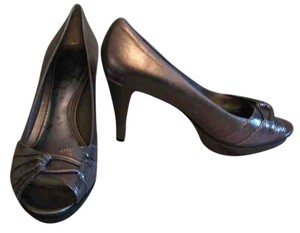 Antonio Melani metallic Platforms