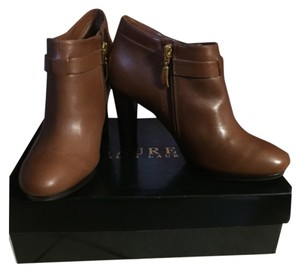 Ralph Lauren Polo tan Boots
