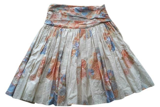 French Connection Skirt Flowery