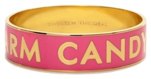 Kate Spade Bit Of Sass & Bravura Beauty Kate Spade Arm Candy Bangle Bracelet NWT From the Idiom Collection
