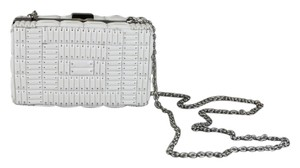 BCBGMAXAZRIA White Clutch