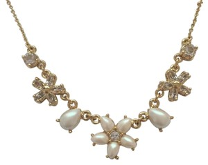 Kate Spade KATE SPADE PEARL BOUQUET NECKLACE