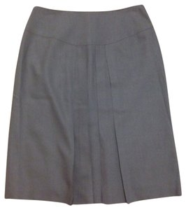 Talbots Skirt Gray