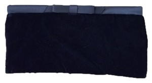 French Connection Date Night Black Clutch