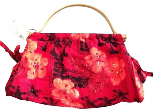 Other Red Beach Bag