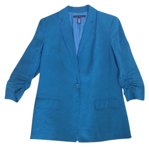 Kenneth Cole Teal Blazer
