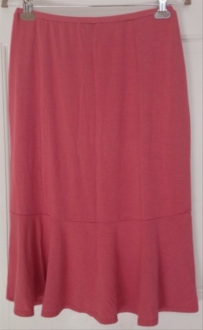 BCBG Paris Skirt Coral Pink