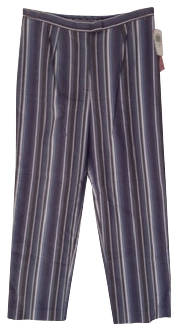 Preload https://img-static.tradesy.com/item/872752/style-and-co-blue-striped-pants-size-12-l-32-33-0-0-650-650.jpg
