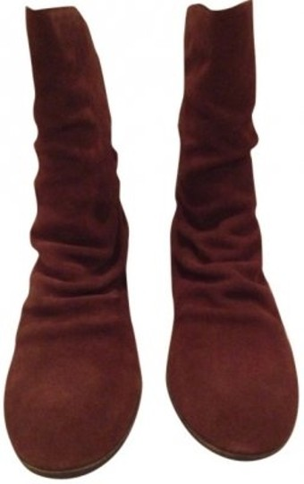 Preload https://img-static.tradesy.com/item/8728/nine-west-brown-suede-flat-casual-bootsbooties-size-us-75-regular-m-b-0-0-540-540.jpg