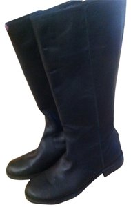 J. Jill Leather Black Boots