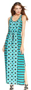 Blue Maxi Dress by Michael Kors