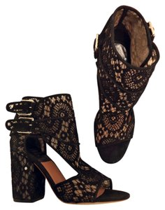 Laurence Dacade Tria Boutique Dress Black Sandals