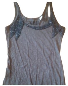 Threads 4 Thought Beaded Top Grey